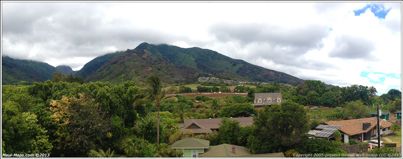 Wailuku Heights