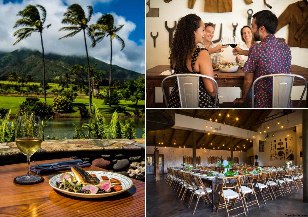 maui historical dining